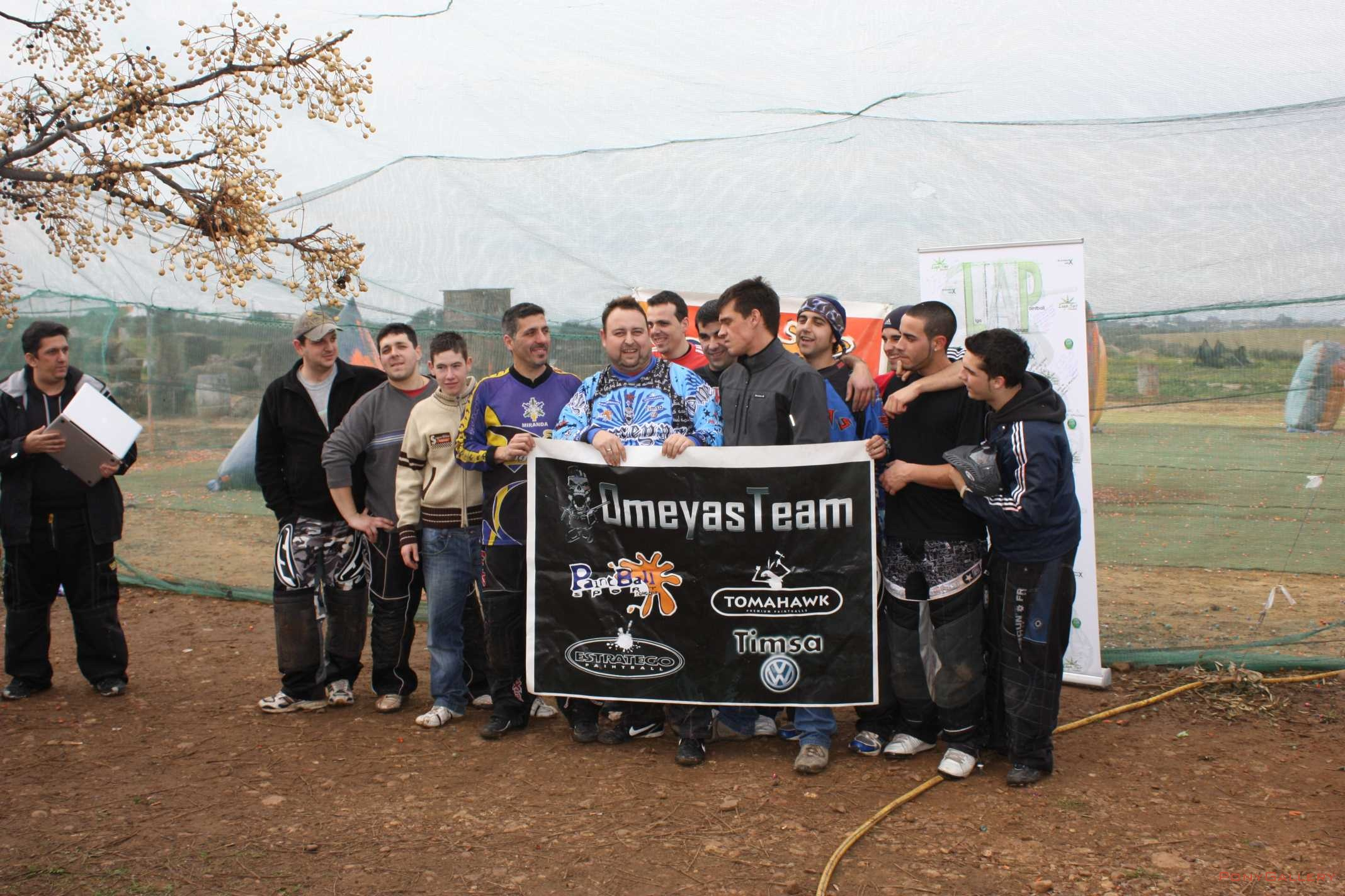 2012 marzo 05 noticias megacampo for Megacampo paintball madrid oficinas madrid